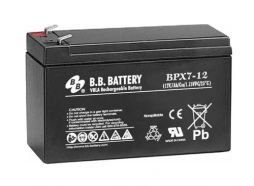 B.B. Battery BPX7-12 B.B. Battery