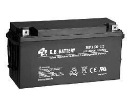 B.B. Battery BP160-12/B9