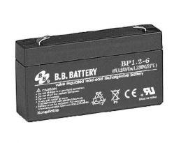 B.B. Battery BP1.2-6/T1