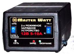 Master Watt АЗУ 5-10А 12В