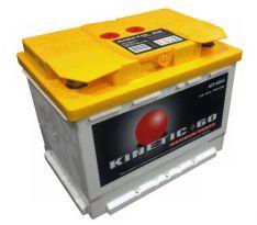 Kinetic 6СТ-60 480А M2 L+