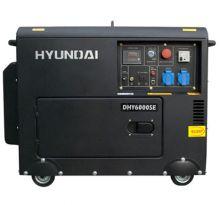 HYUNDAI DHY6000SE-3 HYUNDAI