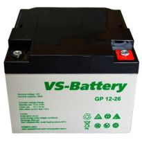VS-battery VS GP12-26