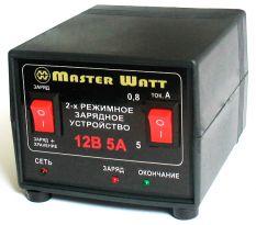 Master Watt АЗУ 0.8-5А 12В Master Watt