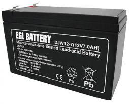 EGL Battery EGL DJW12-7
