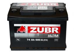 ZUBR 6СТ-74 680А ULTRA R+
