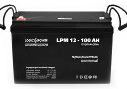 LogicPower LPM12-100AH LogicPower