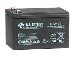 B.B. Battery HR9-12FR