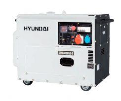 HYUNDAI DHY8000SE-3 HYUNDAI