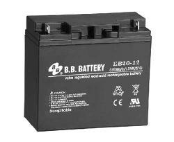 B.B. Battery EB20-12