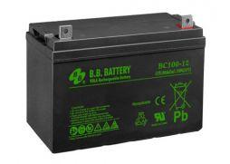 B.B. Battery BС 100-12 FR
