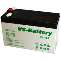 VS-battery VS GP12-7