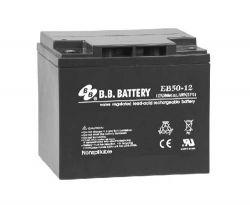 B.B. Battery EB50-12 B.B. Battery