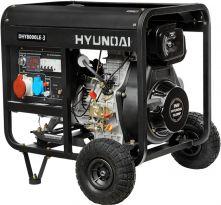 HYUNDAI DHY8000LE-3