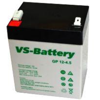 VS-battery VS GP12-4,5