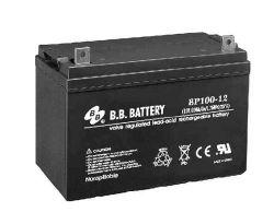 B.B. Battery BP100-12 B.B. Battery