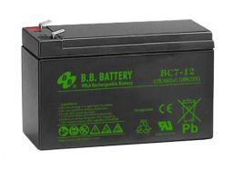 B.B. Battery BС 7-12 FR