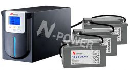 N-Power MEV-3000 LT