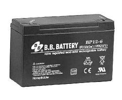 B.B. Battery BP12V-6/T1
