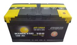 Kinetic 6СТ-100 850А M3 L+