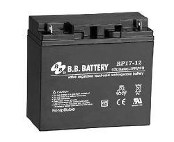 B.B. Battery BP17-12/B1 B.B. Battery