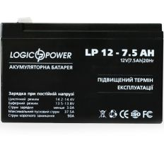 LogicPower LP12-7.5AH